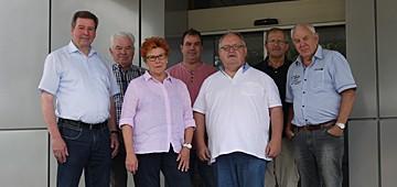 Mühlacker CDU city council members visit elumatec