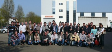 elumatec sharpens their profile for partners from South America