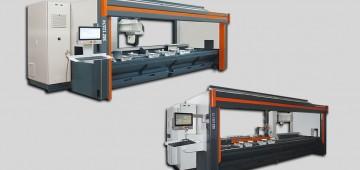 Profile machining centre SBZ 122
