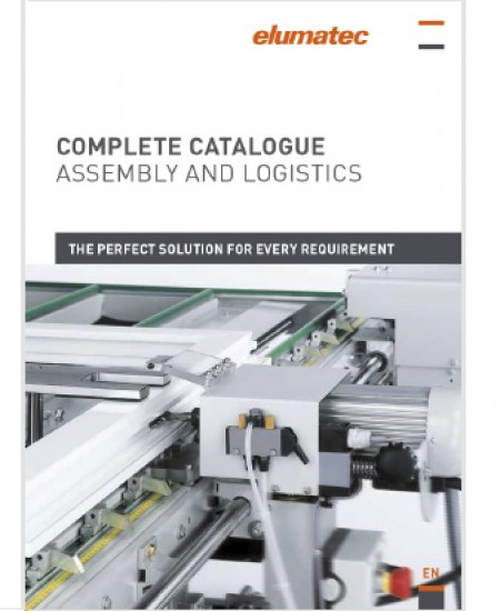 Complete assembly and logistics catalogue