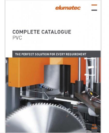 Complete PVC catalogue