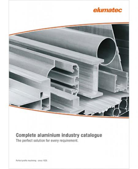 Complete aluminium industry catalogue