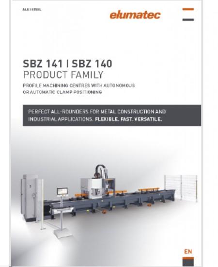 Profile machining centre SBZ 141