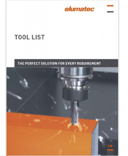 Complete tool catalog