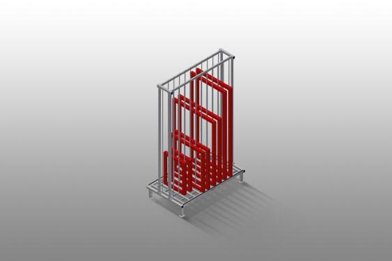 FFR 10 Sash rack