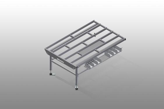 HT 2000 E Horizontal table – Expansion