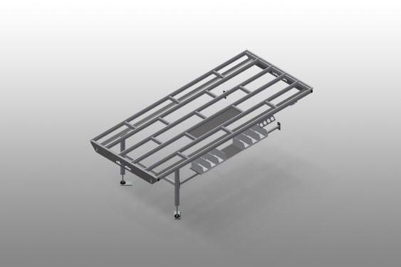 HT 3000 E Horizontal table – Expansion