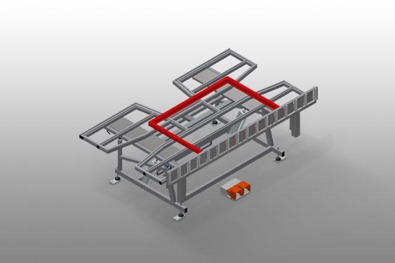 KT 3000 Tilting table