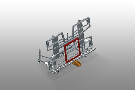 KT 4000 Tilting table