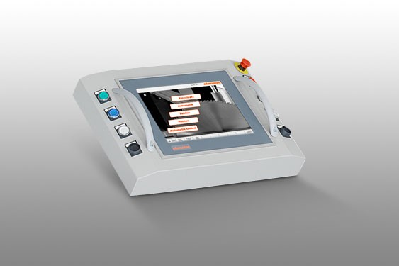 E 580 PC-Steuerung