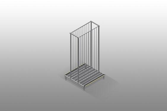 RFR 10/01 Frame rack