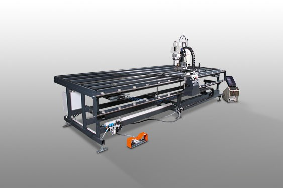 RMZ 4000 Frame assembly centre