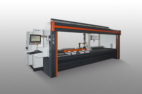 SBZ 122/71 Profile machining centre