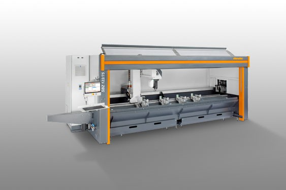SBZ 122/75 Profile machining centre