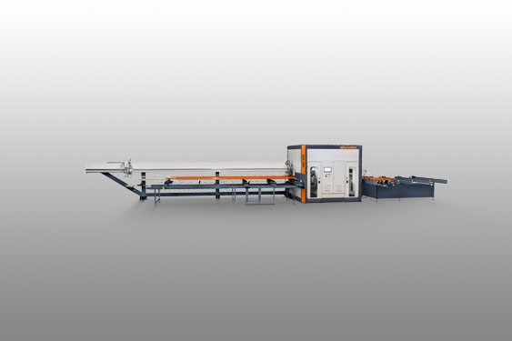 SBZ 628 XL Stabbearbeitungszentrum