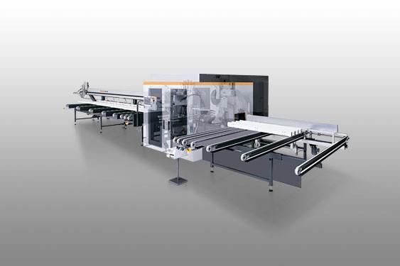 SBZ 630 Stabbearbeitungszentrum