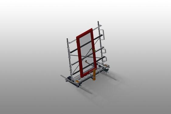 VR 2000 F - Vertical roller conveyor