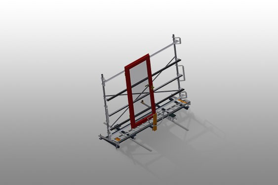 VR 3000 F - Vertical roller conveyor