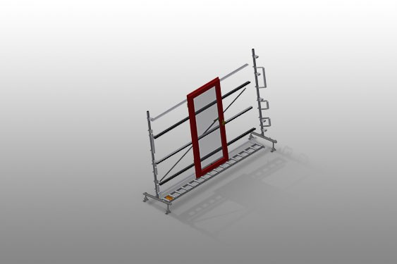 VR 3000 - Vertical roller conveyor