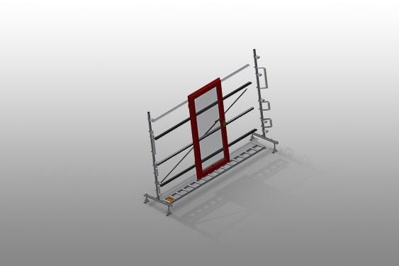 VR 4000 - Vertical roller conveyor
