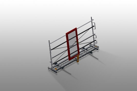 VR 4000 F - Vertical roller conveyor