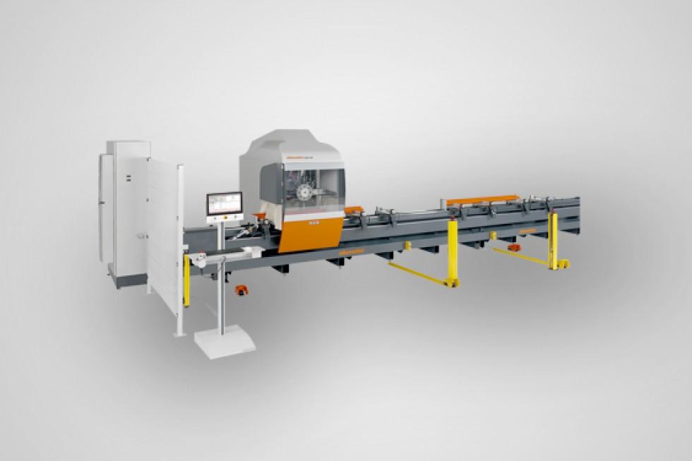 SBZ 130 - Profile machining centre Elumatec