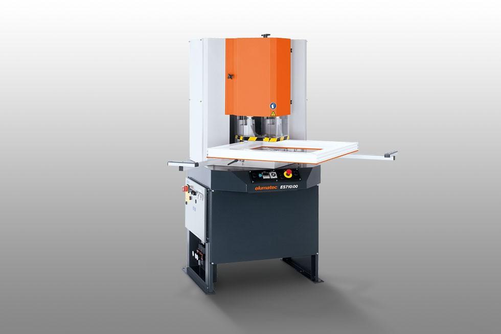 ES 710 - 1-head welding machine Elumatec