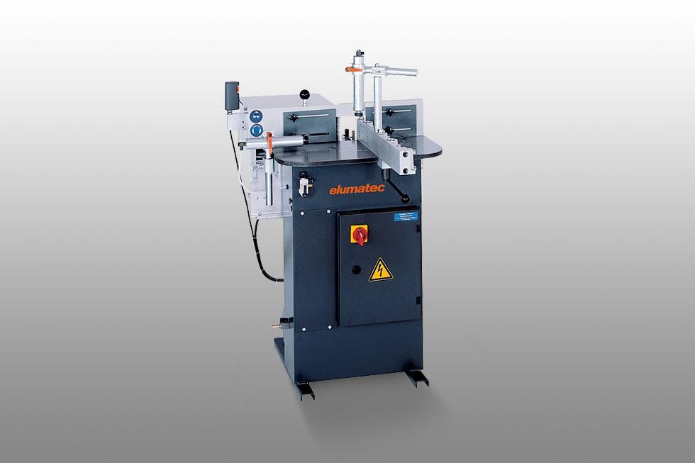 AF 221 - End milling machine Elumatec