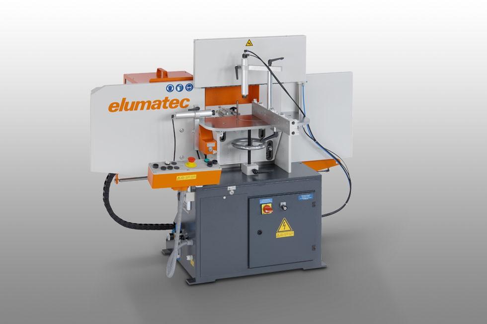 AF 223 - End milling machine Elumatec