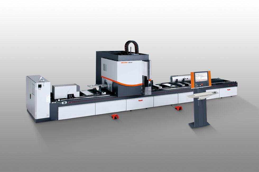 SBZ 140 - Profile machining centre Elumatec