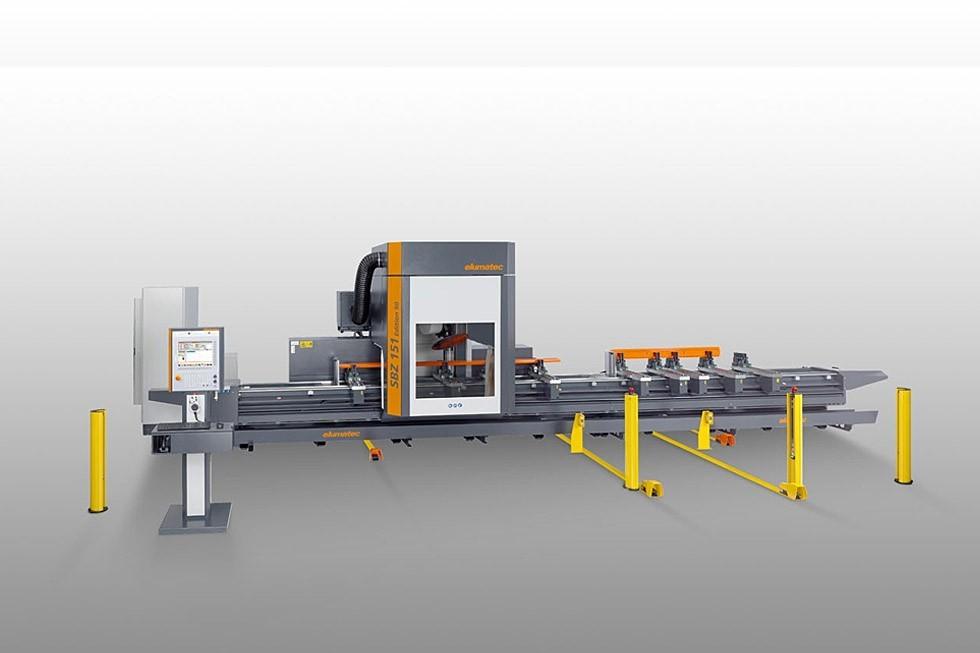 SBZ 151 Edition 90 - Profile machining centre Elumatec