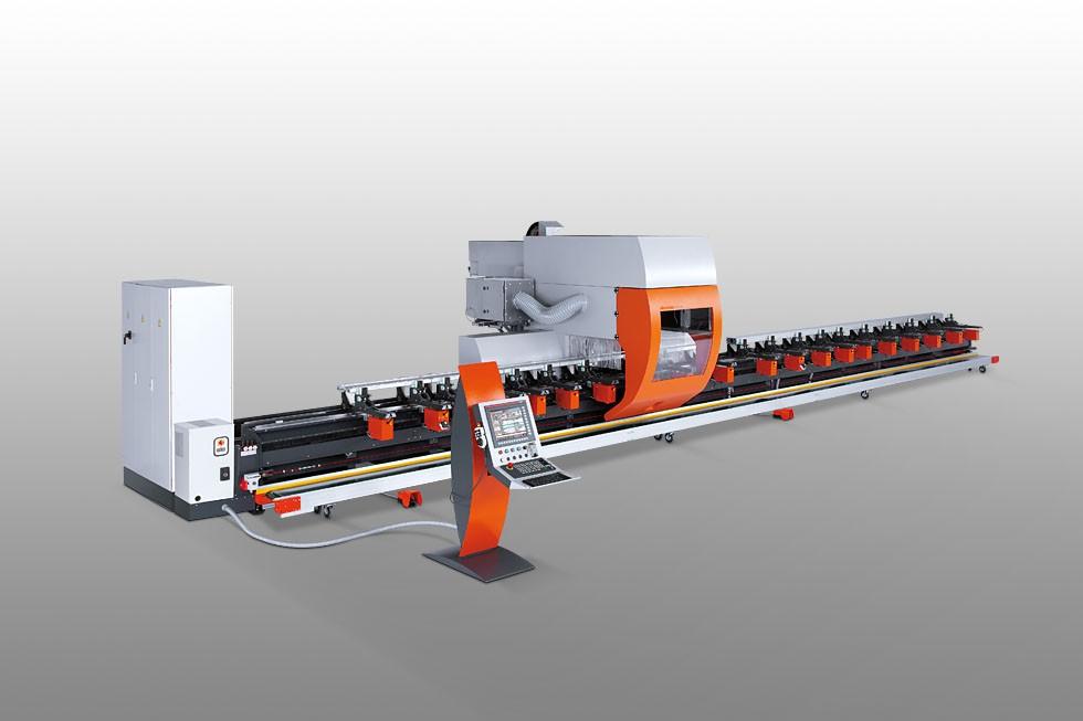 SBZ 151 Flexium+ - Profile machining centre Elumatec