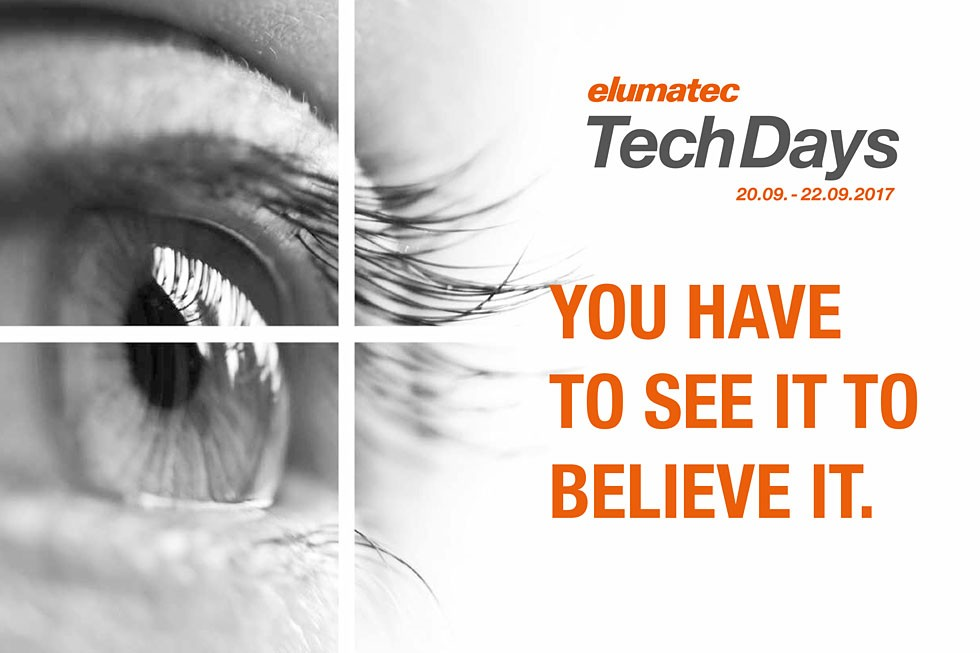 elumatec AG - TechDays 2017 Elumatec